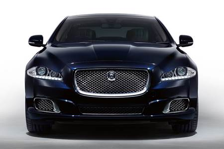 Jaguar XJ Ultimate photo gallery