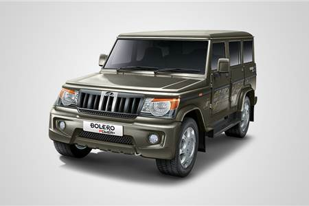 Mahindra Bolero Power+ photo gallery