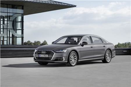 2017 Audi A8 image gallery