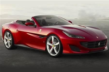 2017 Ferrari Portofino image gallery