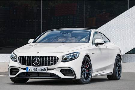 Mercedes-Benz S-class Coupe and Cabriolet facelift image gallery