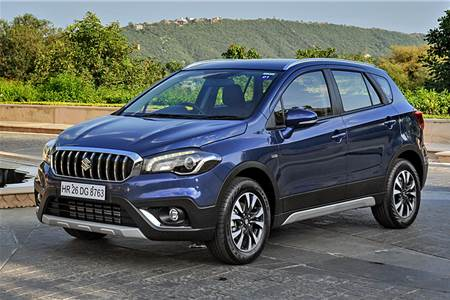 2017 Maruti S-Cross facelift image gallery