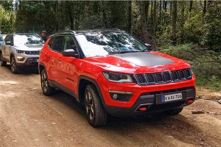 Jeep Compass Trailhawk image gallery