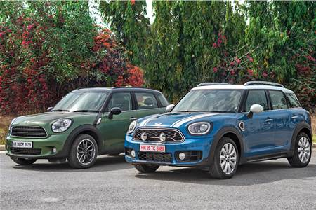 2018 Mini Countryman India image gallery