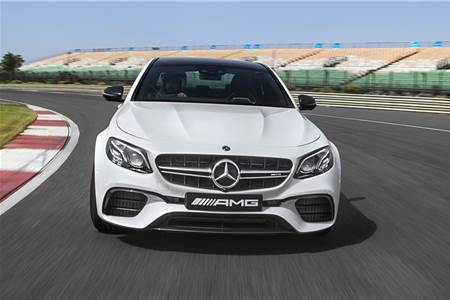 2018 Mercedes-AMG E 63 S image gallery