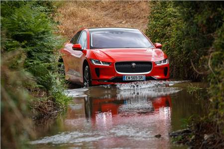2018 Jaguar I-Pace review image gallery