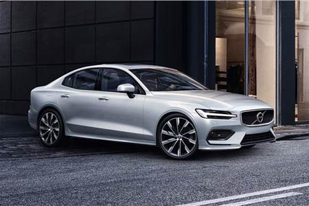 2018 Volvo S60 image gallery