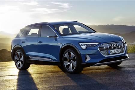 Audi e-tron SUV image gallery