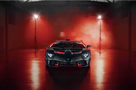 Lamborghini SC18 image gallery