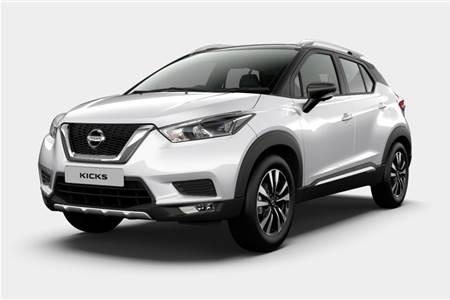 2019 Nissan Kicks India image gallery