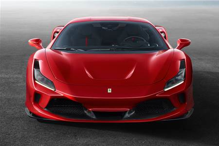 Ferrari F8 Tributo image gallery