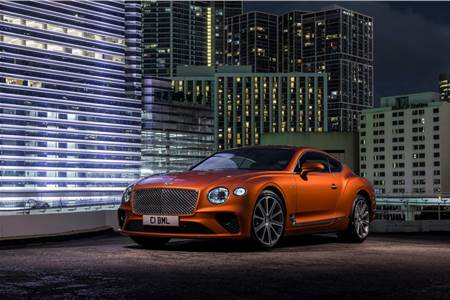 Bentley Continental GT V8 image gallery