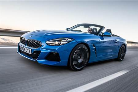 2019 BMW Z4 image gallery