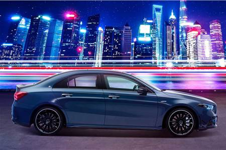Mercedes-AMG A35 L image gallery