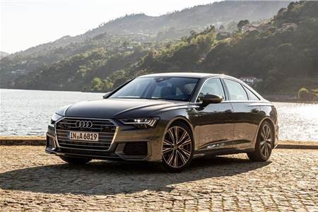 New Audi A6 image gallery