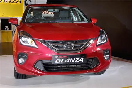 2019 Toyota Glanza image gallery