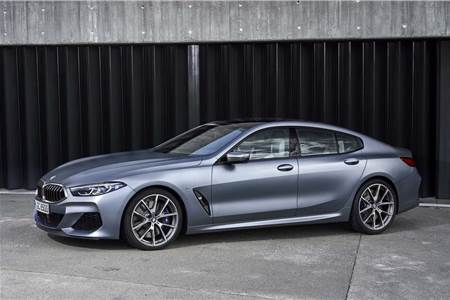 2019 BMW 8 Series Gran Coupe image gallery
