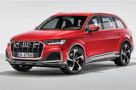 Audi Q7 facelift image gallery