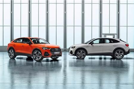 2019 Audi Q3 Sportback image gallery