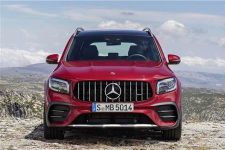 2020 Mercedes-AMG GLB 35 image gallery
