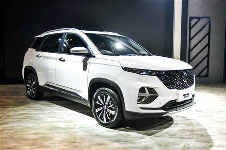 2020 MG Hector Plus image gallery