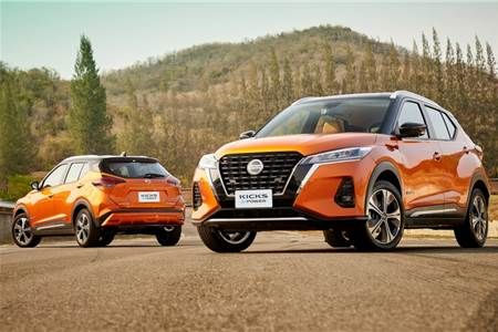2020 Nissan Kicks e-Power image gallery
