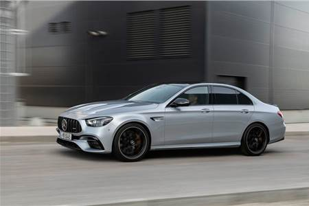 2021 Mercedes-AMG E63 image gallery