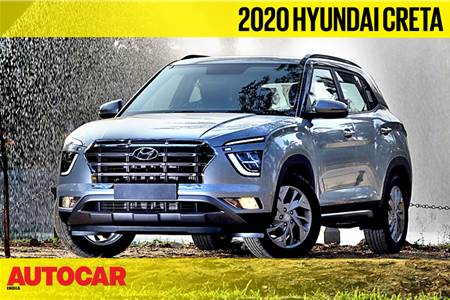 2020 Hyundai Creta interior first look video