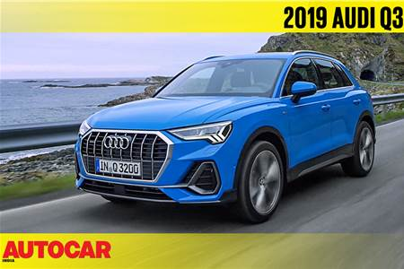 2019 Audi Q3 first look video