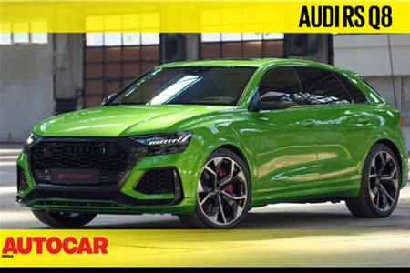 Audi RS Q8 first look video