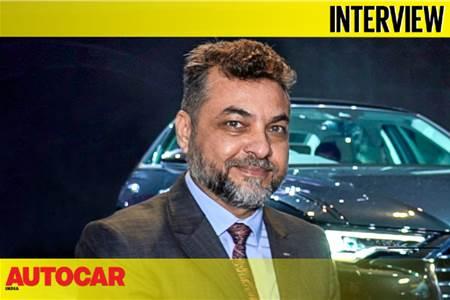 Balbir Singh Dhillon, Head, Audi India interview video