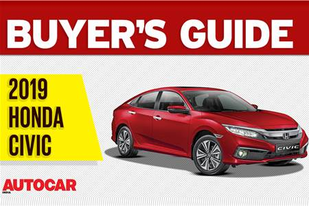 2019 Honda Civic buyer