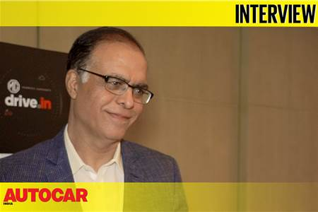 Rajeev Chaba - MG Motor India President & MD interview video