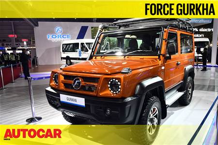 2020 Force Gurkha first look video