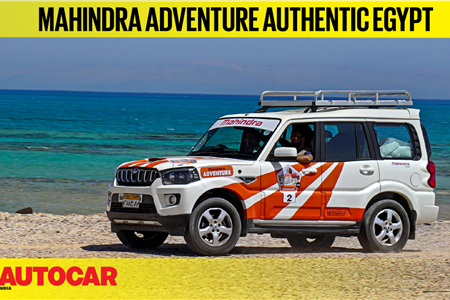 Mahindra Adventure: Authentic Egypt - Part 2 feature video