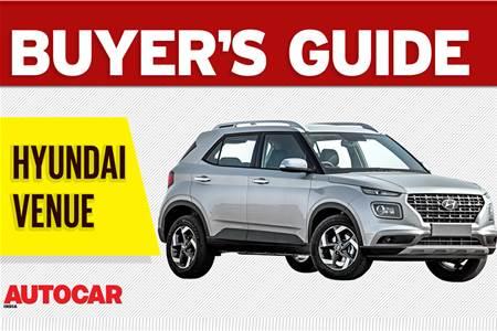 2019 Hyundai Venue buyer