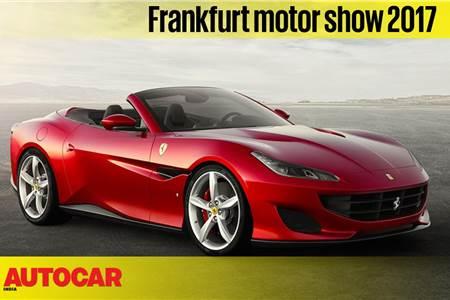 2017 Ferrari Portofino walkaround video