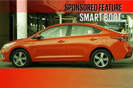 Sponsored feature: Hyundai Verna smart boot video