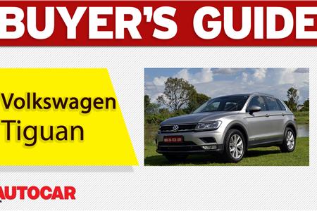 2017 Volkswagen Tiguan buyers guide video