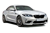 BMW 2 Series Coupe M2 Competition
