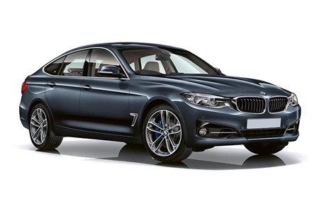 BMW 3 Series Gran Turismo 320d GT Luxury Line