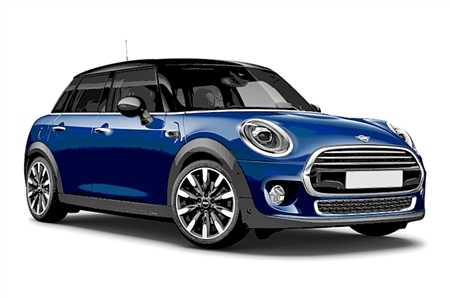 Mini 5-DoorCooper D