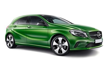 Mercedes-Benz A-Class A 180 Night Edition