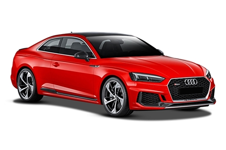 Audi A5 Coupe RS5