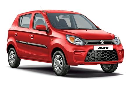 Maruti Suzuki Alto LXi CNG