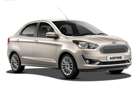 Ford Aspire 1.5 Ti-VCT Titanium AT