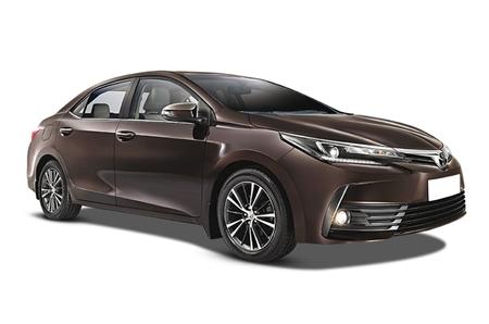 Toyota Corolla Altis 1.8 VVT-i G CVT