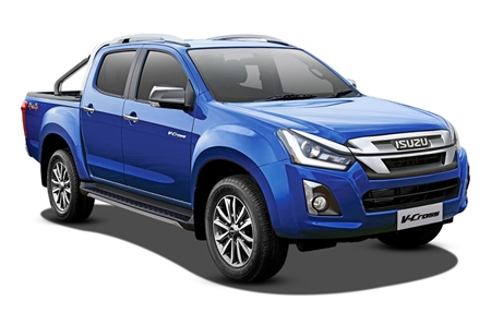 Isuzu D-Max V-Cross 4x4 High+ (Z Prestige)