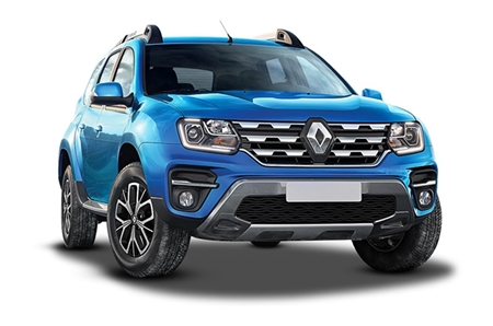 Renault Duster Diesel 110PS RxS (O) AWD