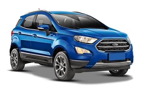 Ford EcoSport 1.5 Ti-VCT Titanium+ AT